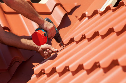 Securing Roofing Shingles
