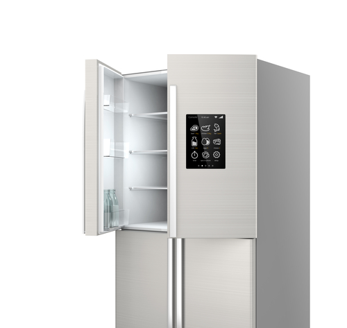 Smart refrigerator is an innovative kitchen appliance