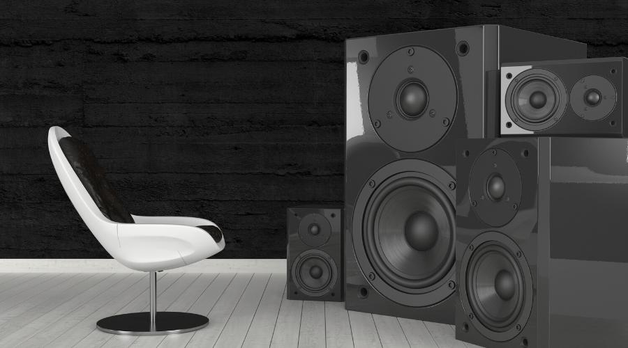 A surround sound can improve your home theater experience.