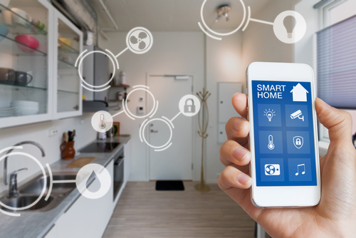 What makes a house a smart home?