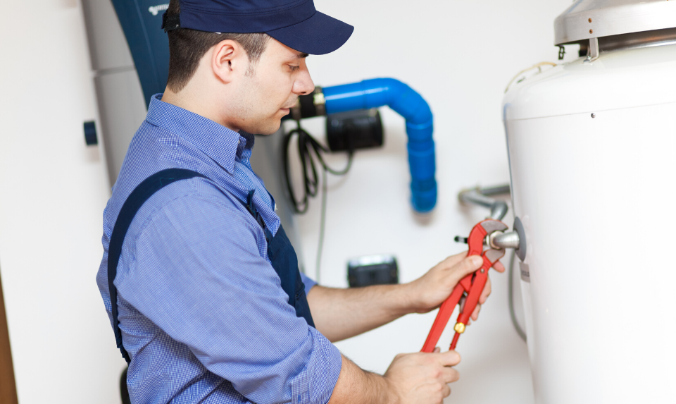 There are a lot of things to consider during water heater installation.