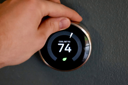 When you have a smart thermostat, you have a smart house.