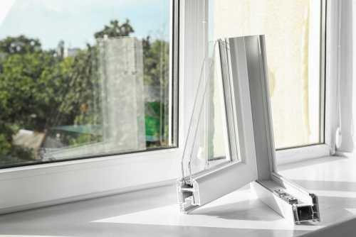 Vinyl custom windows are resistant to moisture.
